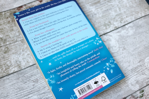 Can You Keep A Secret by Sophie Kinsella blurb