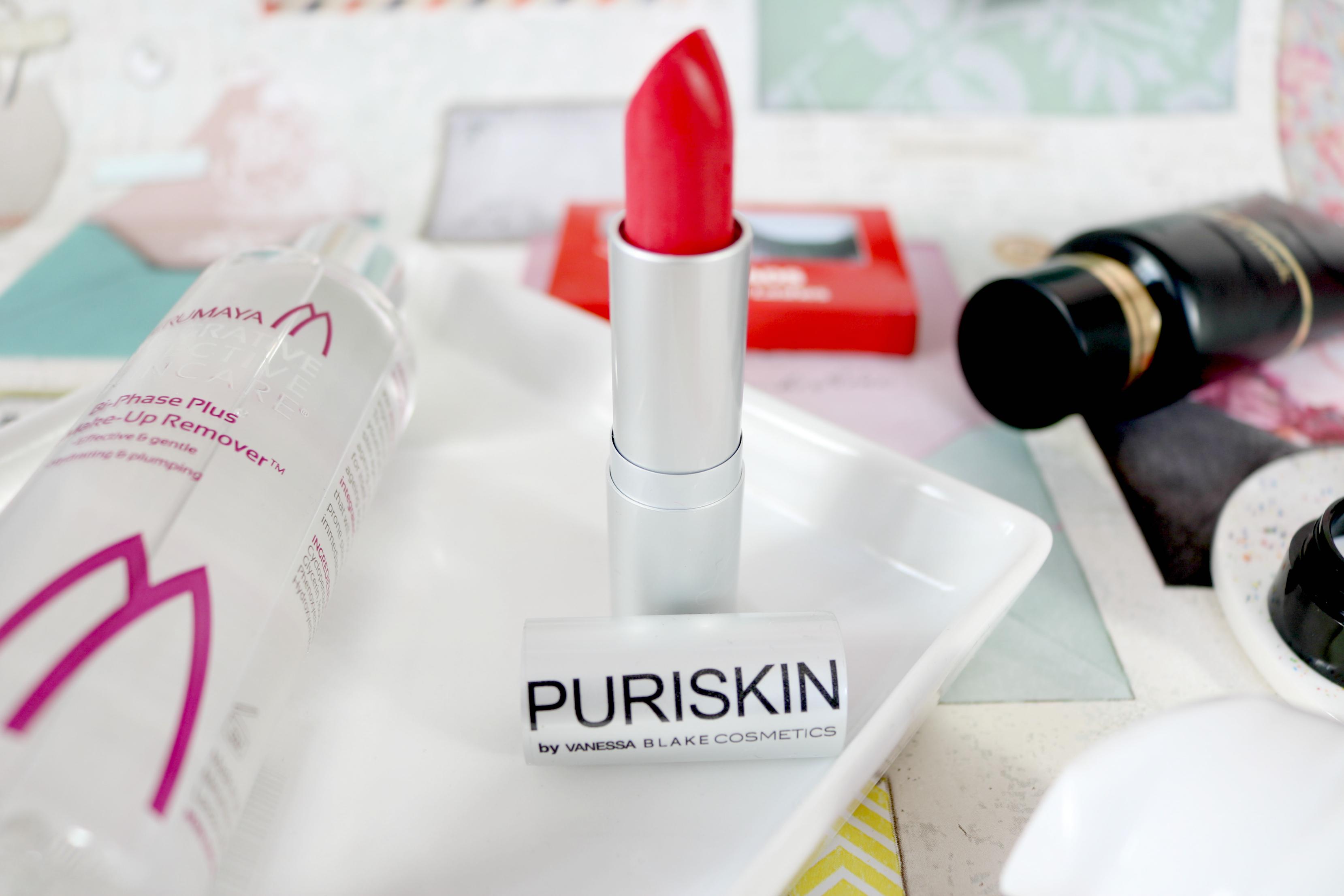 Jodetopia Beauty Blogger Box Review Puriskin Lipstick