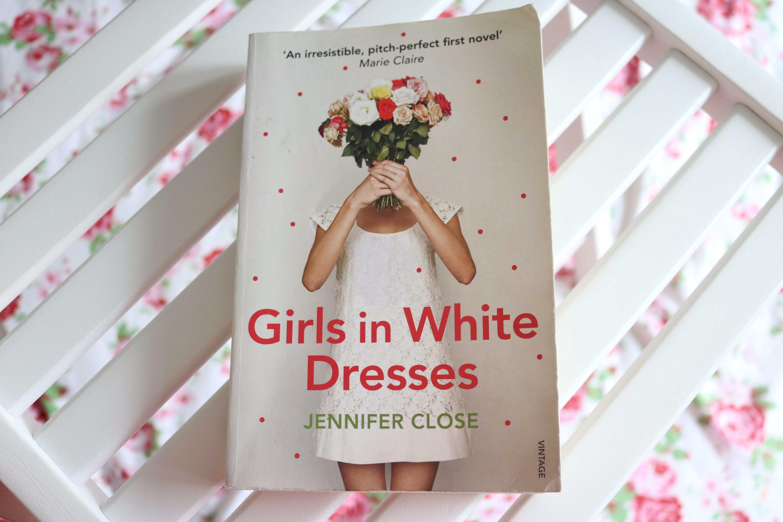 Jodetopia Girls in White Dresses Jennifer Close Book Review