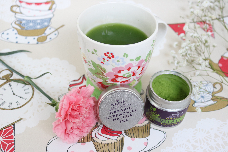 Kineta Organic Ceremonial Matcha Tea Jodetopia