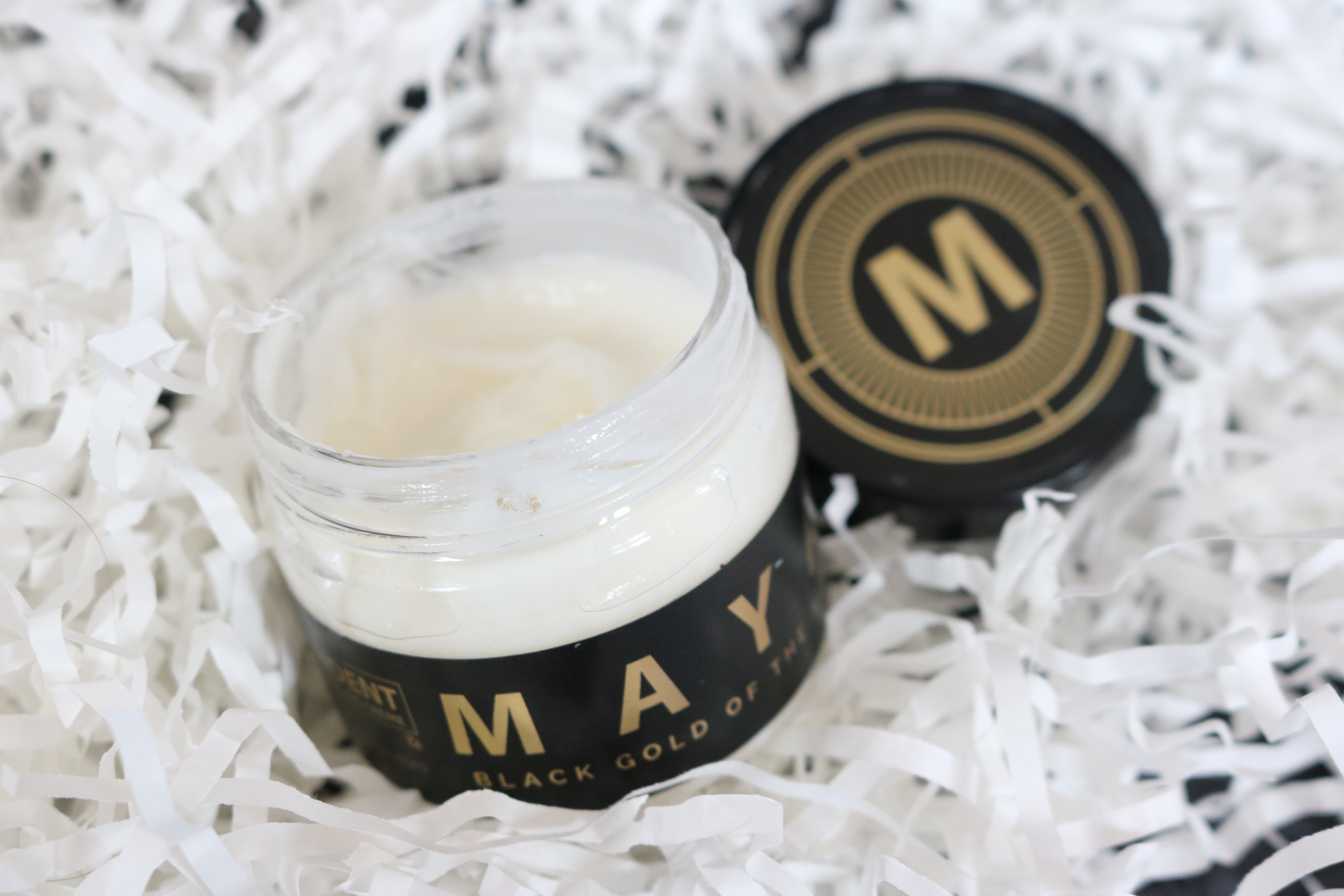 Jodetopia The Hair Diaries Maya Styling and Curling Creme Review