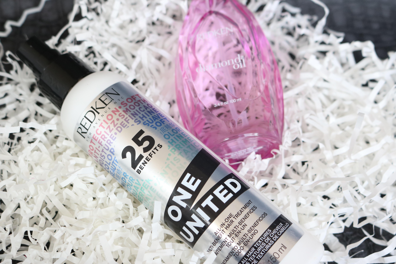 Jodetopia The Hair Diaries Maya Styling and Curling Creme Tangle Teezer Batiste Dry Shampoo Redken