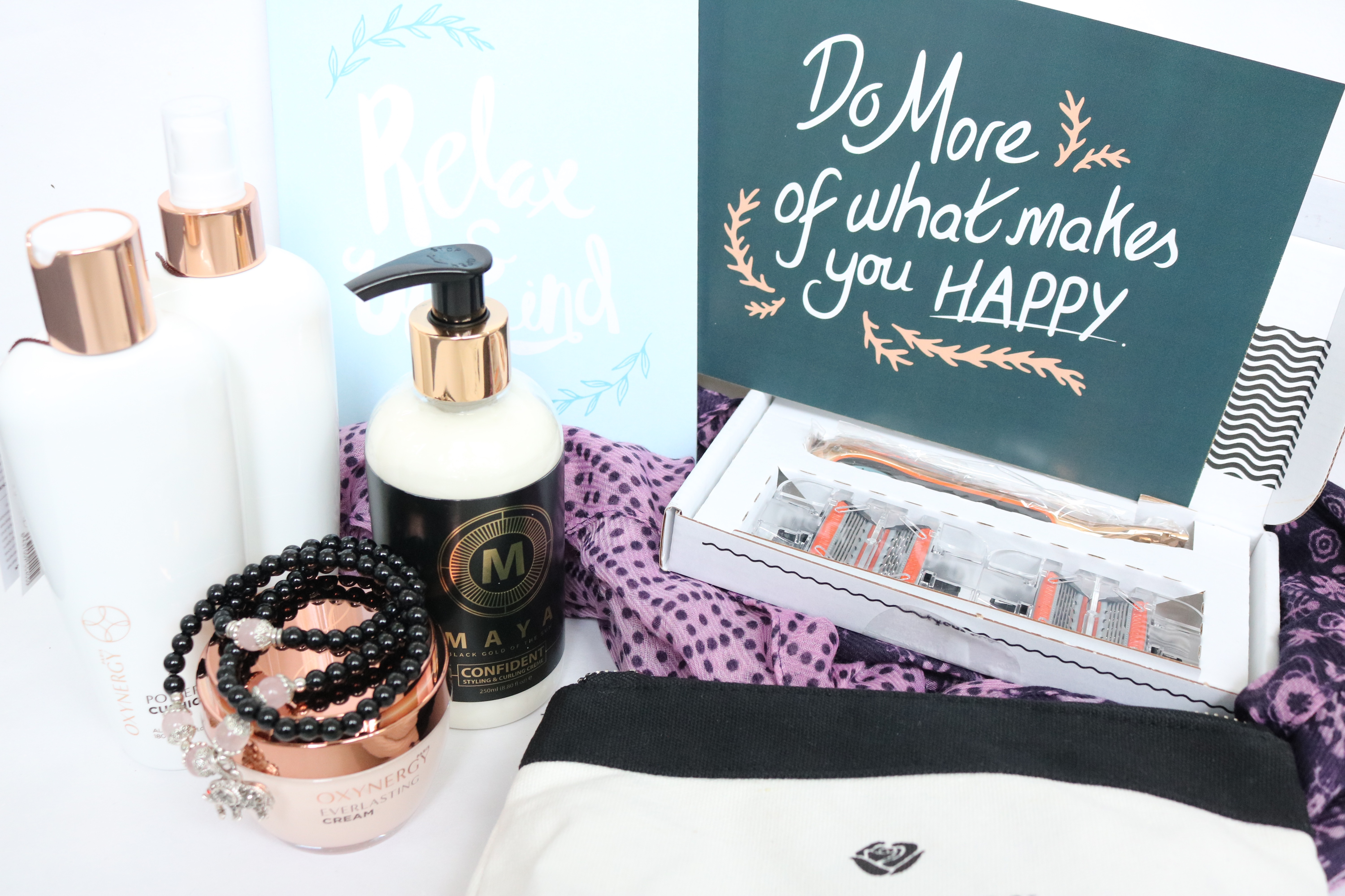 Jodetopia, Giveaway, Oxynergy Paris, Corbico Jewellery, Friction Free Shaving, Maya, Dot Creates, Lylia Rose, Lili Burton, Win