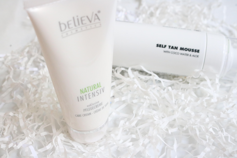Madame La La UK Instant Tan Mousse, Believa Natural Intensiv Care Cream, Jodetopia