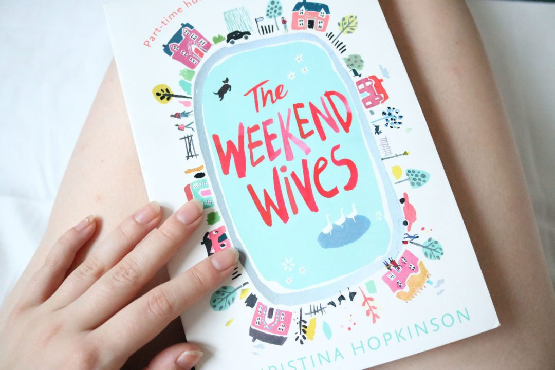 The Weekend Wives, Book Review, Christina Hopkinson, Whispering Stories