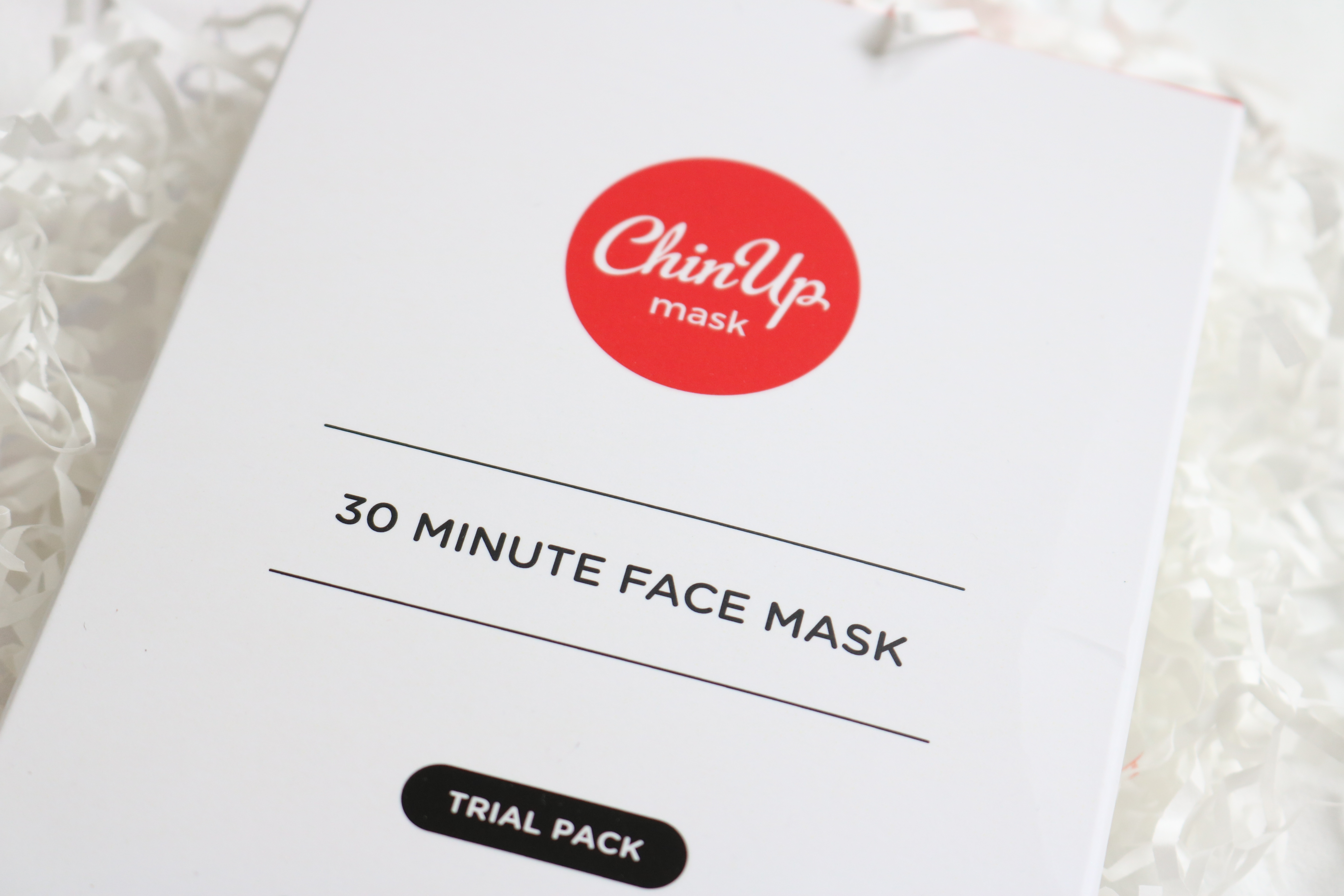 Chin Up Mask, Review, Jodetopia, Face Mask