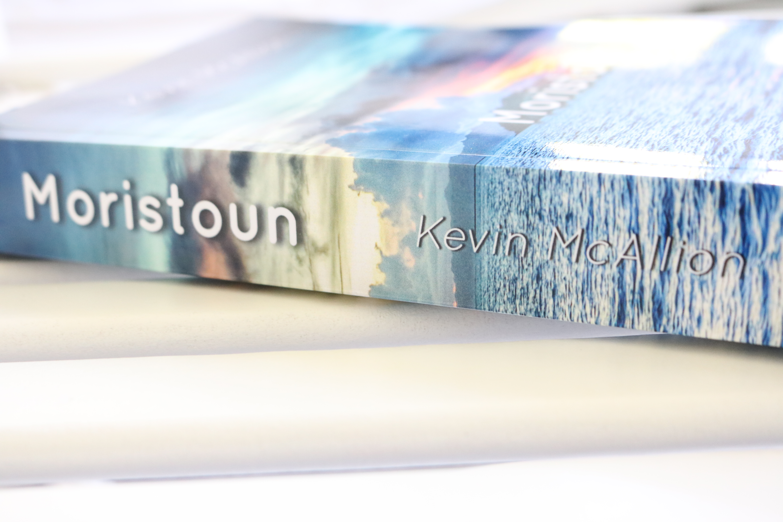 Jodetopia, Book Review, Moristoun, Kevin McAllion