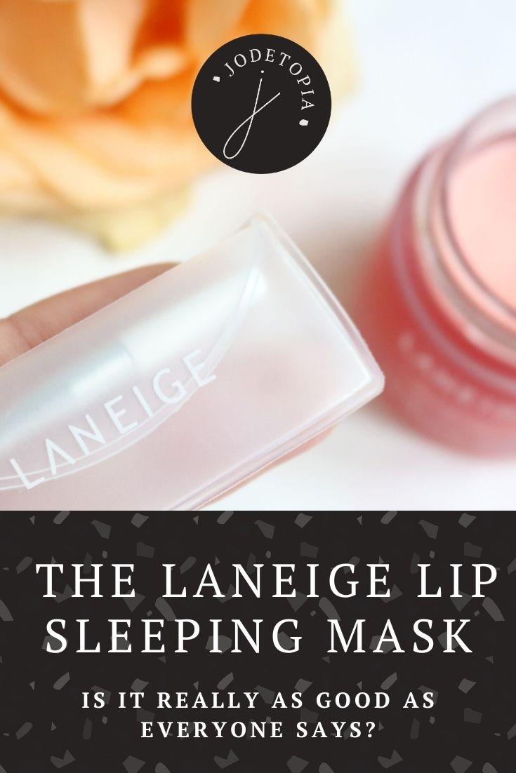 YesStyle Korean Beauty Laneige Lip Sleeping Mask