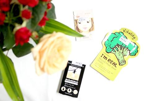 YesStyle Korean Beauty Sample Box - Korean Skincare and Face Masks