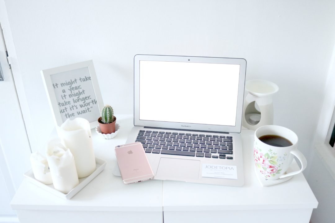 Jodetopia, Blogging, overwhelming, stress