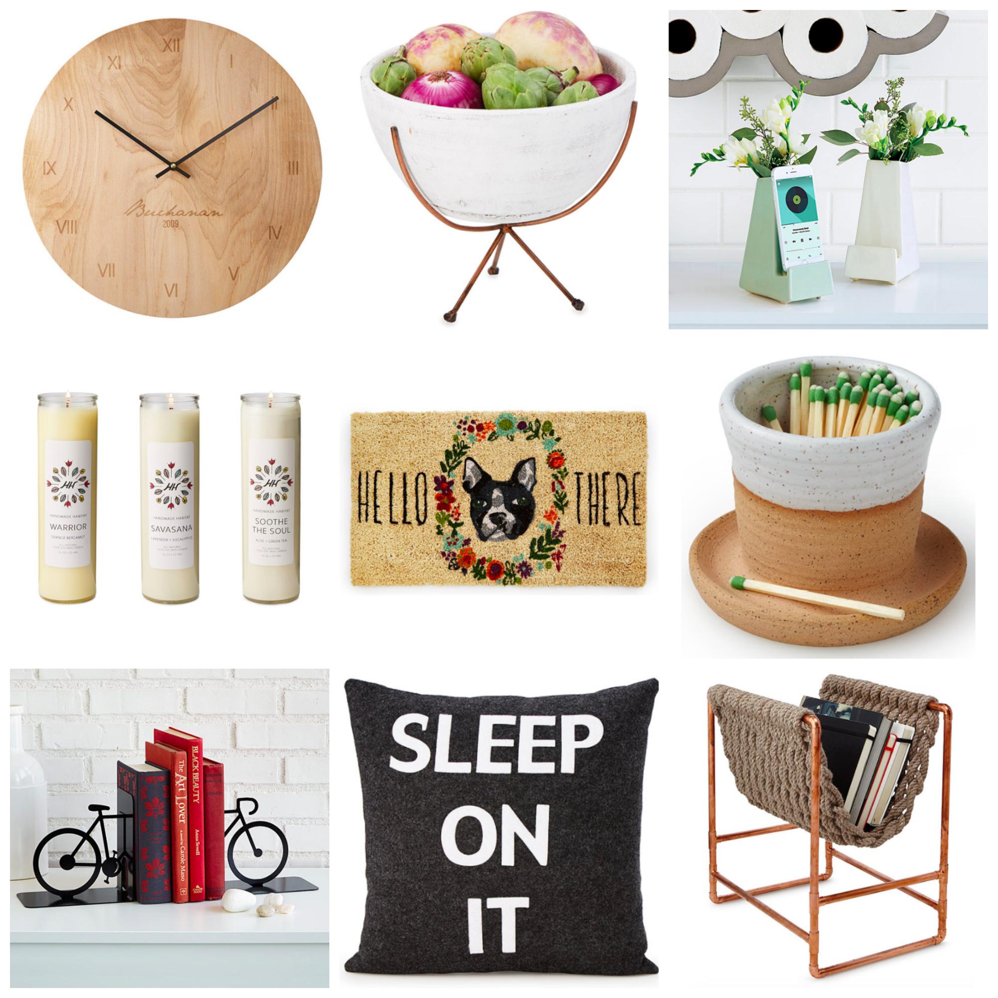 UncommonGoods, gifts, home decor, jodetopia