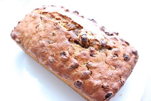 cooked tea bread