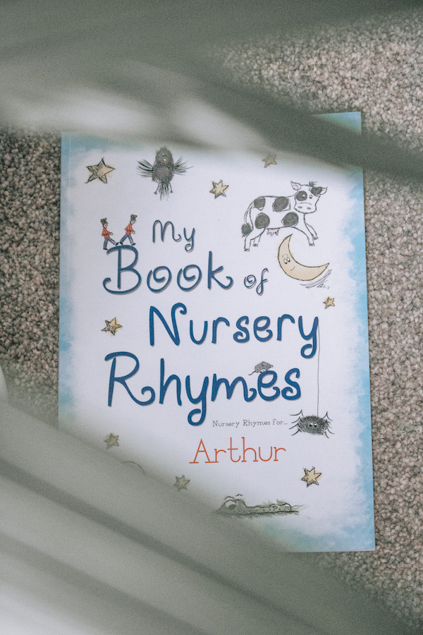 a photo of Arthur's My Book of Nursery Rhymes from In The Book