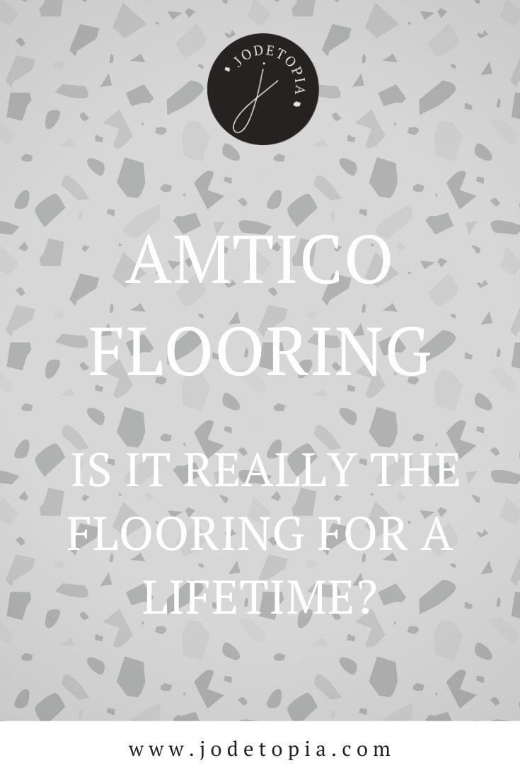 Amtico flooring: is it really the flooring for a lifetime? pinterest graphic