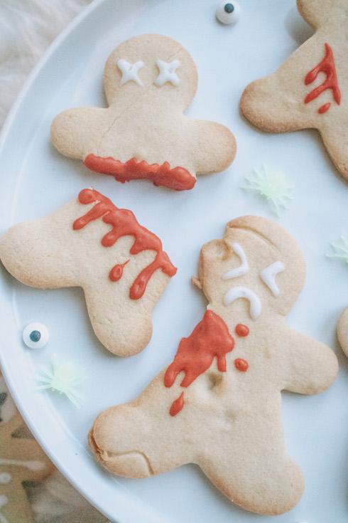 Zombie biscuits